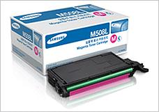 Прошивка и заправка картриджа Samsung CLT M508S/SEE (пурпурный)